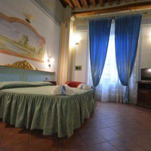 Suite Turandot hotel lucca