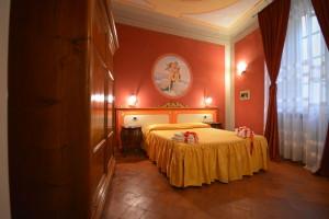 Camera appartamento vacanza Lucca
