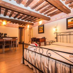 Camera per famiglie hotel Lucca